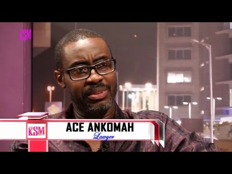 KSM Show- Ace Anan Ankomah hanging out with KSM part 1