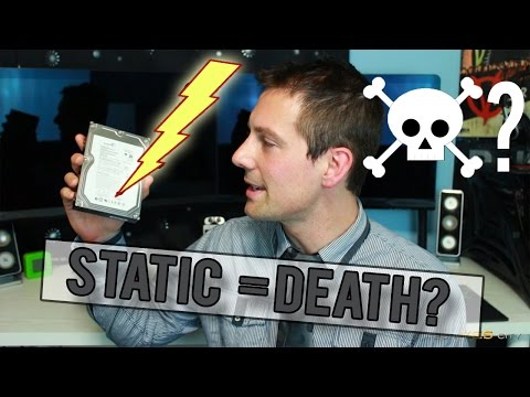 Can Static Electricity Damage Computer Parts? Do You Really Need an Anti-Static Wrist Band?