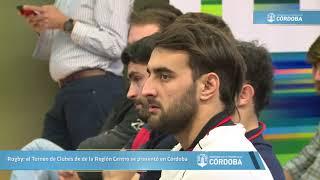 Rugby el Torneo de Clubes de de la Región Centro se presentó en Córdoba