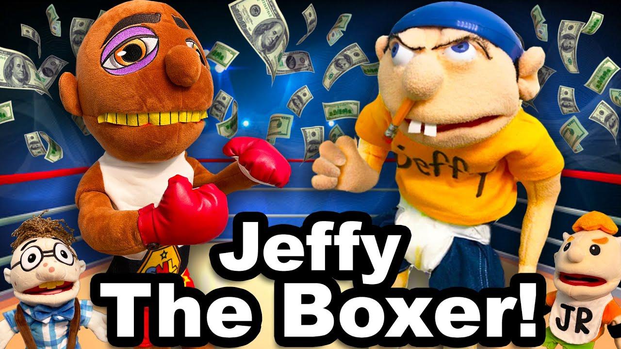 SML Movie: Jeffy The Boxer!