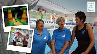 Zwem4daagse Organisatie Batensteinbad Woerden 2017