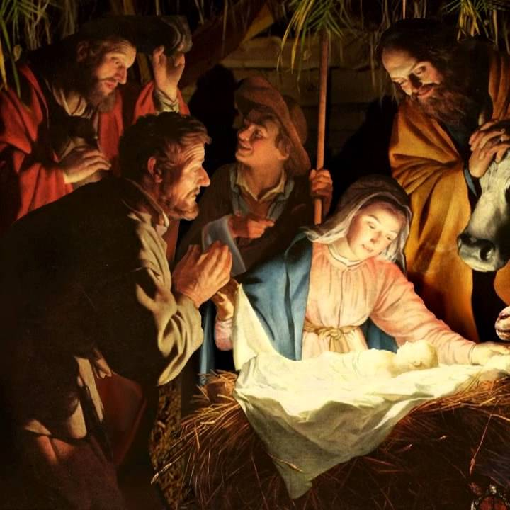 Jesus In Manger Live Wallpaper Trailer