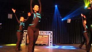 Dance NRGY tijdens prinsenbal 2015
