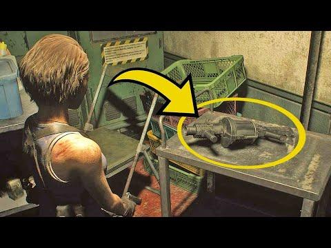 8 Overpowered Weapons Hidden In Horror Video Games