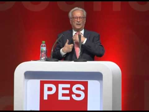 Hannes Swoboda, S&D Group President