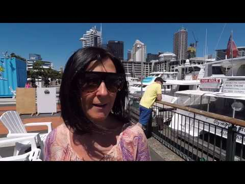 New Zealand 2017 Auckland City Centre
