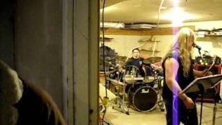 Band At My Party Covering Can't You See