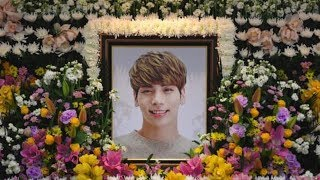 10 Kpop Idols Who Died at Young Age..