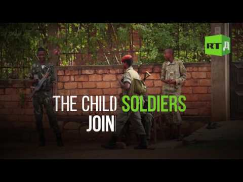 Blood-chilling testimony of a Central African Republic child soldier.