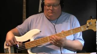 Journey Don't Stop Believin' Bass Cover