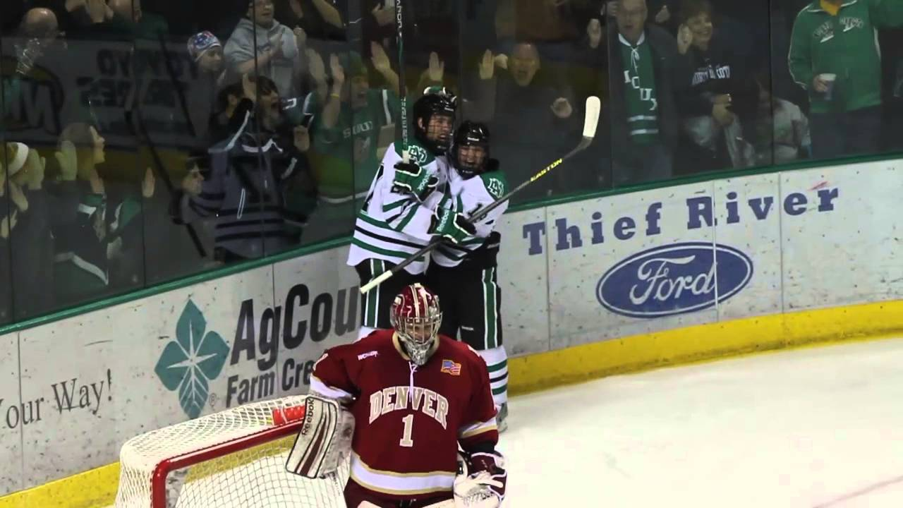 subway holiday classic - und men's hockey vs. st. lawrence - nov 29