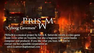 """PRISWM - Dystopian futuristic movie score - """"Cyborg Cavemen"""""""