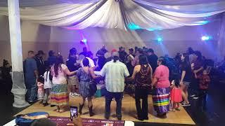 Albuquerque Community Round Dance April 27 2018 Clip 2