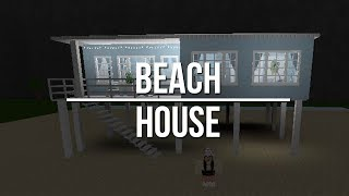 ROBLOX | Welcome to Bloxburg: Beach House 25k