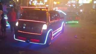 Light Car Glow In The Dark - Very Nice 2C