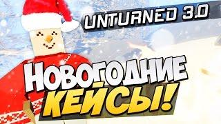 Новогодние Кейсы - Unturned 3.0 Новогодний костюм