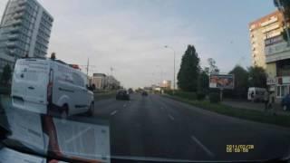Stłuczka 11 05 2016 Ul. Grójecka Warszawa