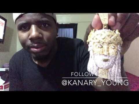 Masterofbling.com Custom Kanye West Jesus Piece Review (Shot On The IIPhone 7 Plus)