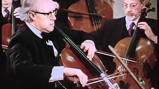 Rostropovich-Haydn-Cello Concerto No.1-part 2 of 3 (HD)