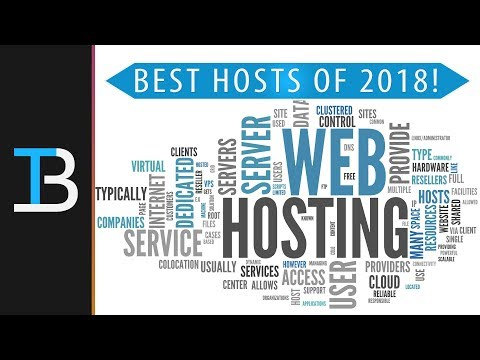 hqdefault - The Top 5 Best Web Hosts of 2018 (The Top Web Hosting Companies of 2018!)