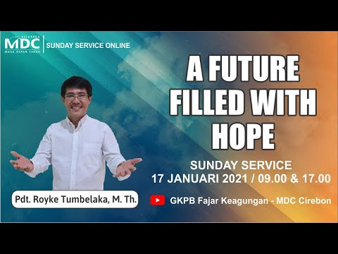 Ibadah Online Minggu, 17 Januari 2021 - Pdt. Royke Tumbelaka,M.Th