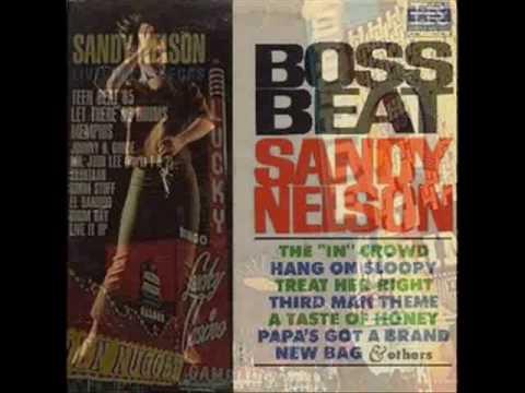 Sandy Nelson - Teen Beat