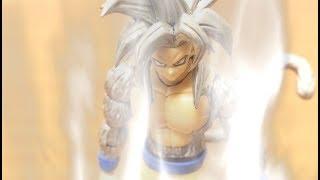 Dragon Ball Stop Motion Super Saiyan 5 Son Goku Dragon Ball AF