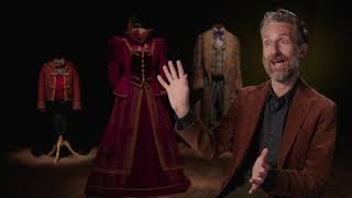 NF Jingle Jangle interview with Michael Wilkinson Costume Design