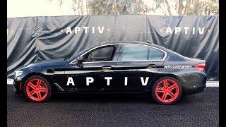 How Las Vegas visitors helped Aptiv improve its self-driving tech | CES 2019