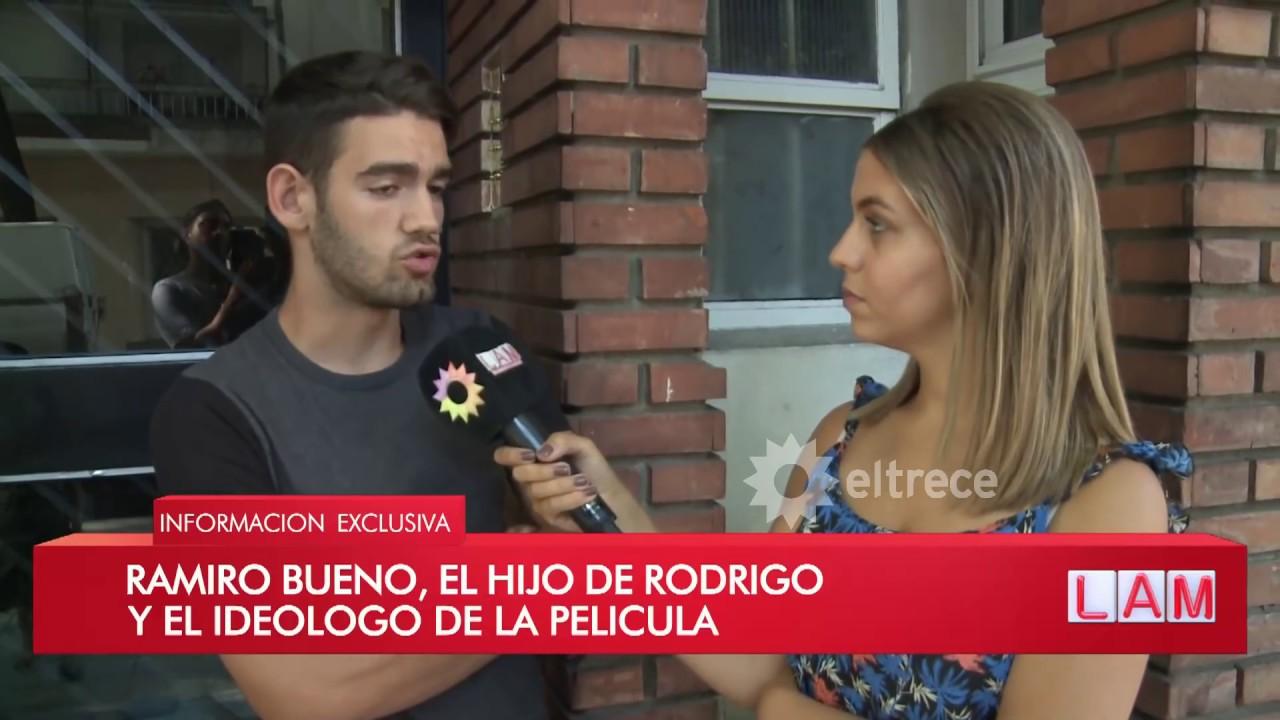 Tras La Polémica Por La Película De Rodrigo Habló Su Hijo Ramiro