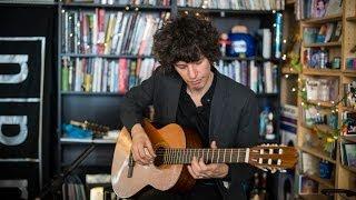 Federico Aubele: NPR Music Tiny Desk Concert