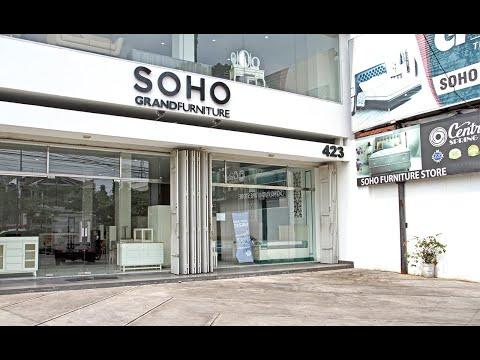 Our Bandung Showroom - SOHO Furniture