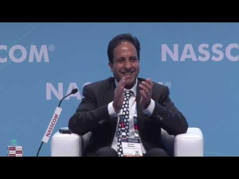 NASSCOM ILF 2017 : Simplifying to Amplify in a Disruptive Economy: A Leader's Perspective