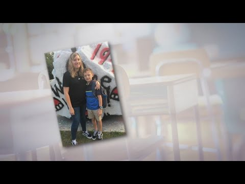 Andi and Kenny - Daily Do Good: Deputies Walk Fallen Officer's Son To First Day Of School