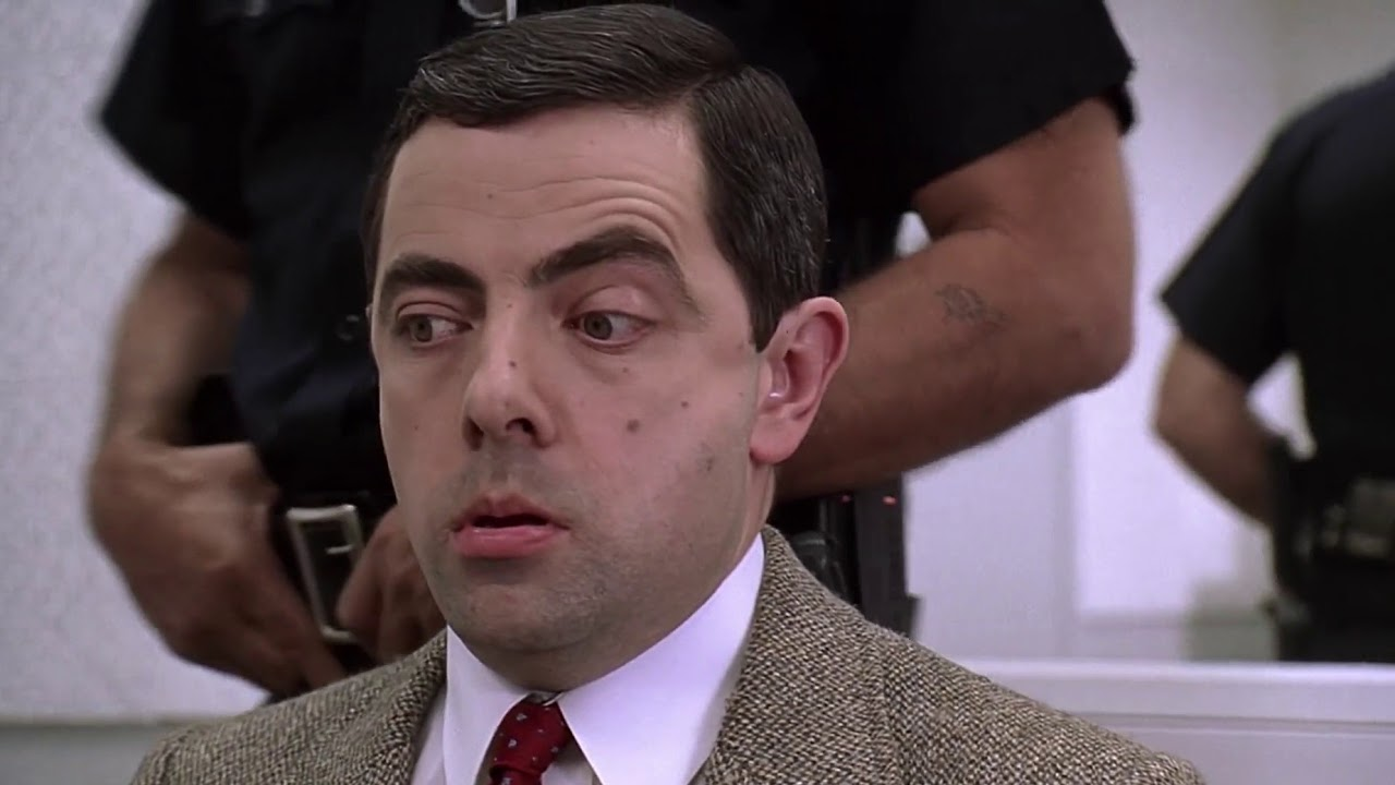 bean vs the police funny clips mr bean official youtube