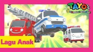 Download Mp3 Tayo Lagu Mobil Pemberani L Lagu Untuk Anak Anak L Tayo Bus Kecil