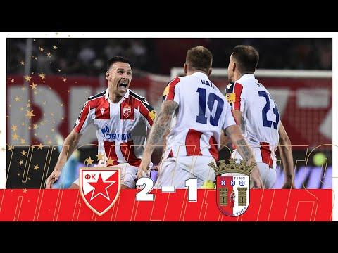 Crvena Zvezda Braga Goals And Highlights