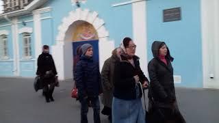 Крестный ход. Часть 1. Марфо-Мариинский женский  монастырь