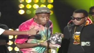 Tyler the Creator Winning Best New Artist! (2011)