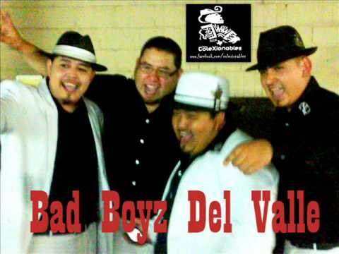 Los Bad boyz Del Valle -La Razon (((coleXionables))).