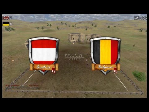NWWC Austria vs Belgium