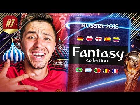 FANTASY COLLECTION [#7] World Cup 🇷🇺 FIFA 18 / DEV