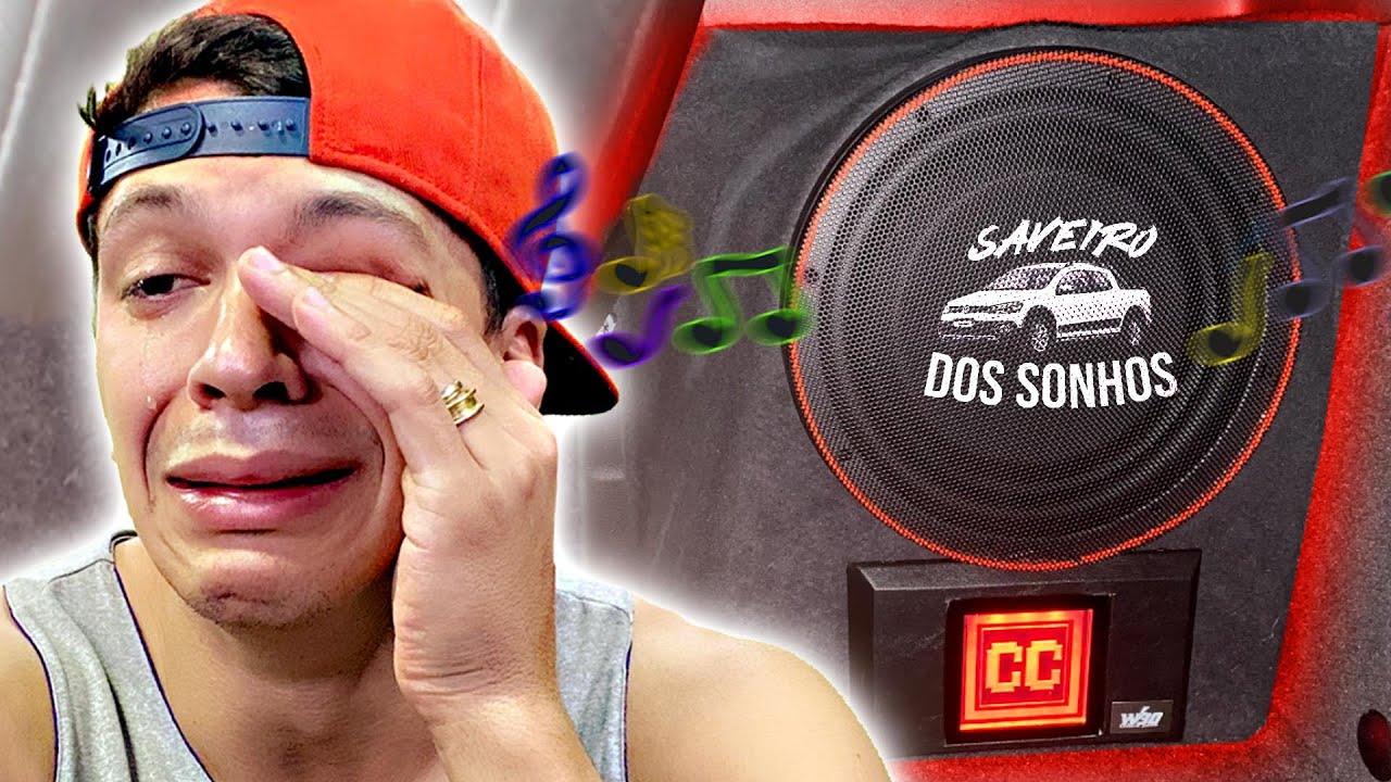 CHOREI VENDO A NOVA PARTE INTERNA! 😢 SAVEIRO DOS SONHOS! #2