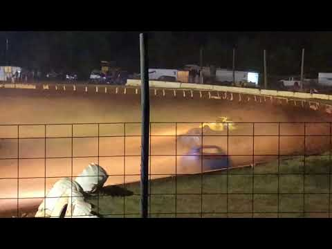 Pure Stock 8/11/18 Cherokee Speedway