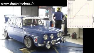 R8 moteur R5 Alpine