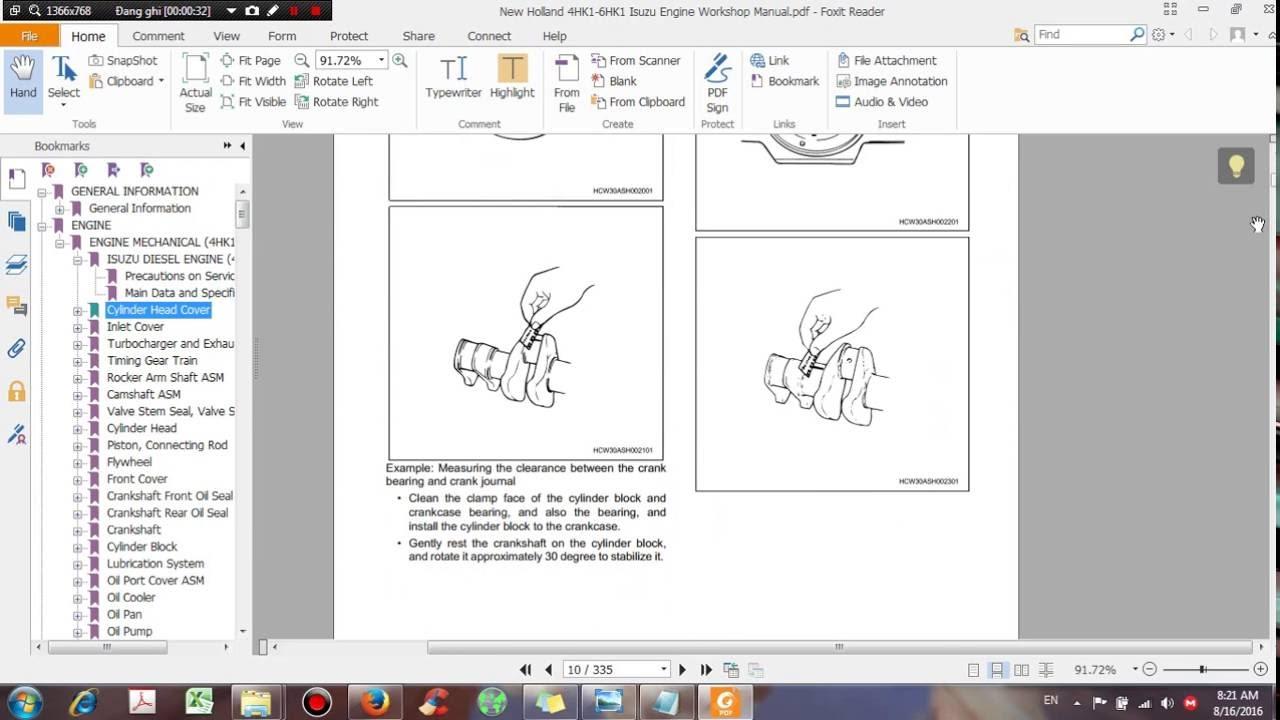 Isuzu 6hk1 Wiring Diagram Libraries 4hk1 Engine Wire New Holland Workshop Manual Dhtauto Comnew