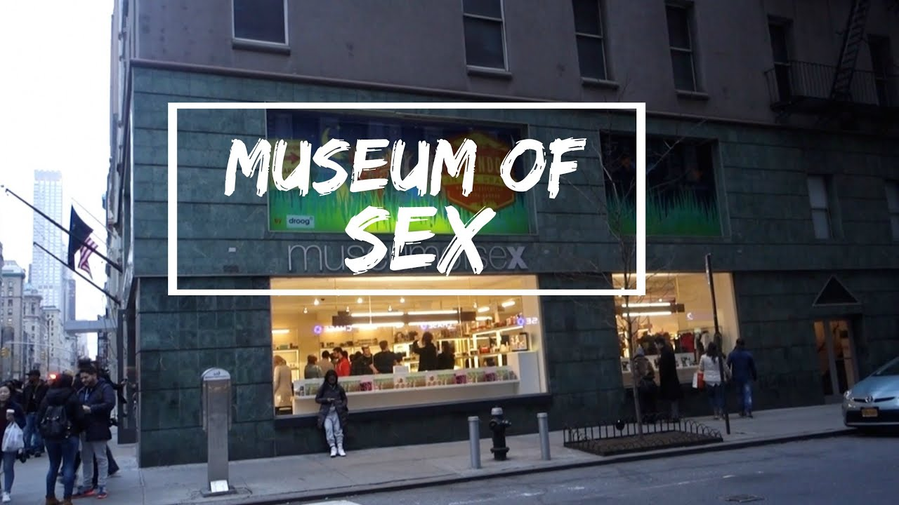 sex museum nyc age limit