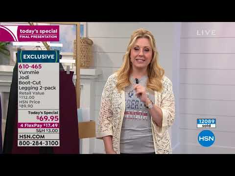 HSN   Yummie Shaping Fashions . http://bit.ly/2mnc3w8