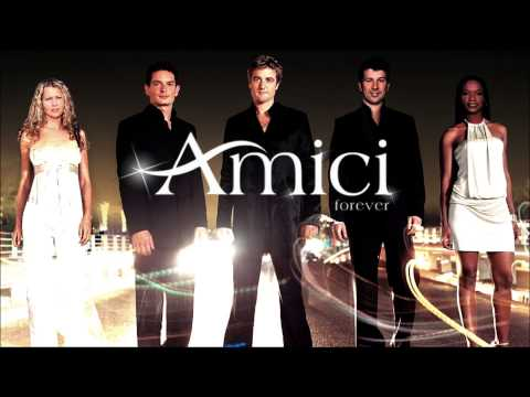 """Amici Forever """"Lux æterna"""" (after Edward Elgar's """"Nimrod"""" from """"The Enigma Variations"""")"""