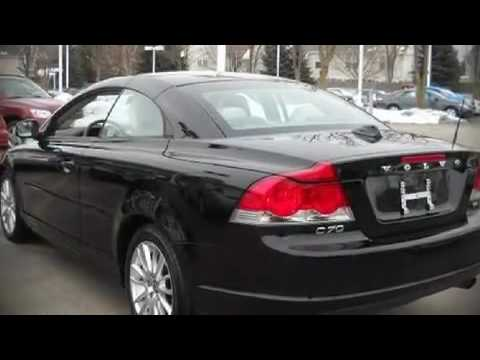 2009 Volvo C70 T5 Convertible in Westmont, IL 60559 - YouTube